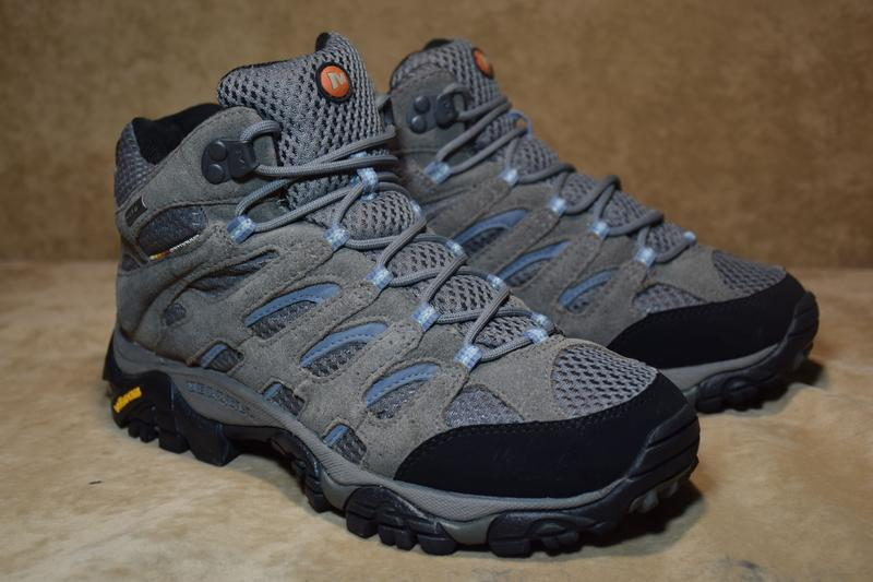 Ботинки трекинговые merrell moab ventilator mid gtx gore-tex. оригинал. 37  р. 65bb444728da6