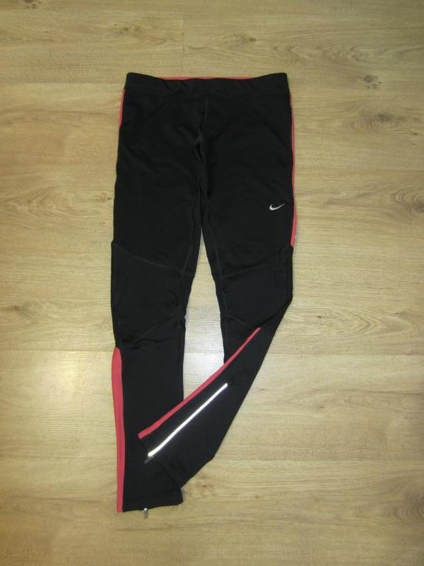 Леггинсы лосины nike, оригинал, р.м (Nike) за 300 грн.   Шафа