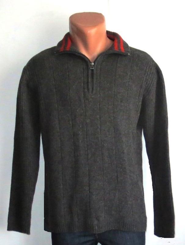 Шерстяной свитер мужской от danielv hechter качество размер  54-xl ... 10532cd169d27