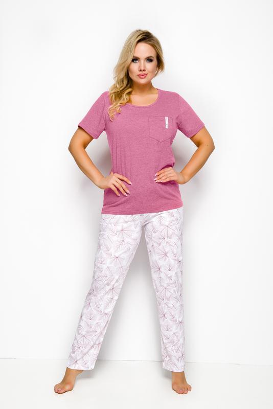Ola taro женская пижама хлопок 2244 футболка и штаны большие размеры1 ... ac31935ebaca9