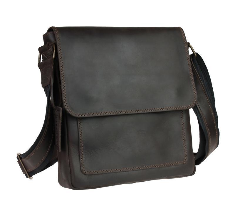 71b081b7d090 Кожа. ручная работа. кожаная коричневая, черная мужская сумка через плечо.  барсетка.