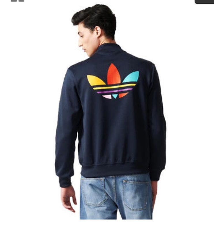 51f21f63619d Крутая кофта, толстовка, бомбер adidas originals mono color superstar  pharrell williams (Adidas) за 790 грн.