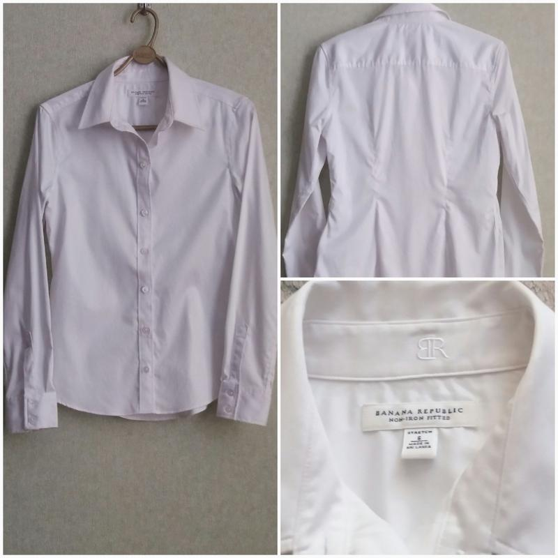 4b663a732e93 Женская блуза - рубашка banana republic (сша) Banana Republic, цена ...