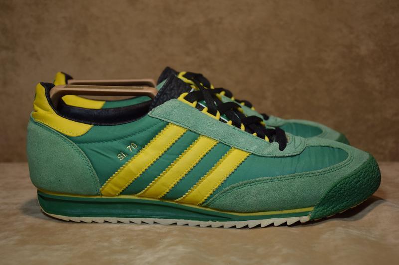 Кроссовки adidas sl 76 vintage. индонезия. оригинал. 41 р. 26 см ... 871ffcb96f6