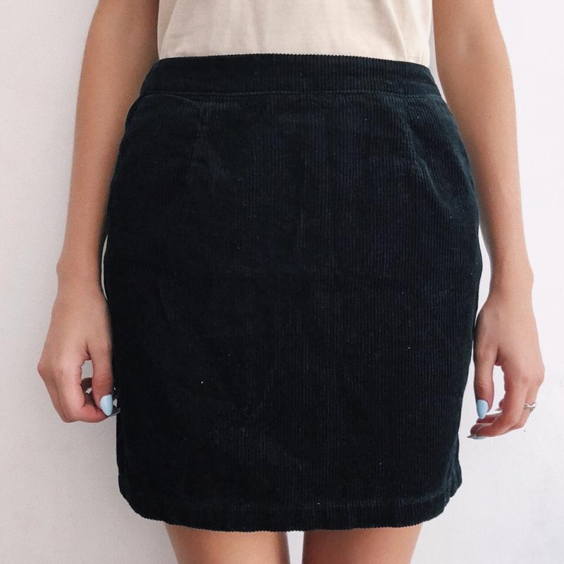 0e5252bb4862 Вельветовая юбка от new look (New Look) за 90 грн.   Шафа