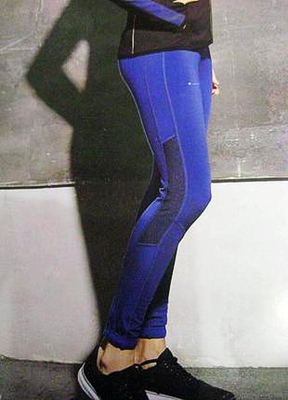 e314a7c0 Спортивные термо штаны на флисе crane (германия), утепленные лосины размер  s1 фото ...