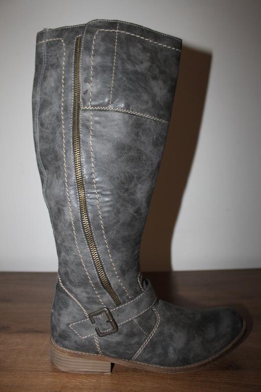 61d508768 Немецкие сапоги rieker antistress, 40 размер Rieker, цена - 800 грн ...