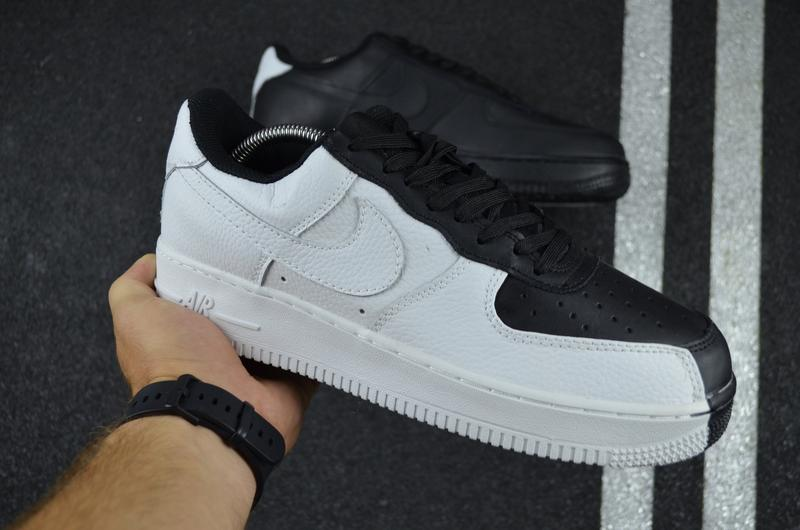 sale retailer 399aa d695a 41 42 43 44 топовые мужские кроссовки nike air force 1 low split white  black (Nike) за 1499 грн. | Шафа