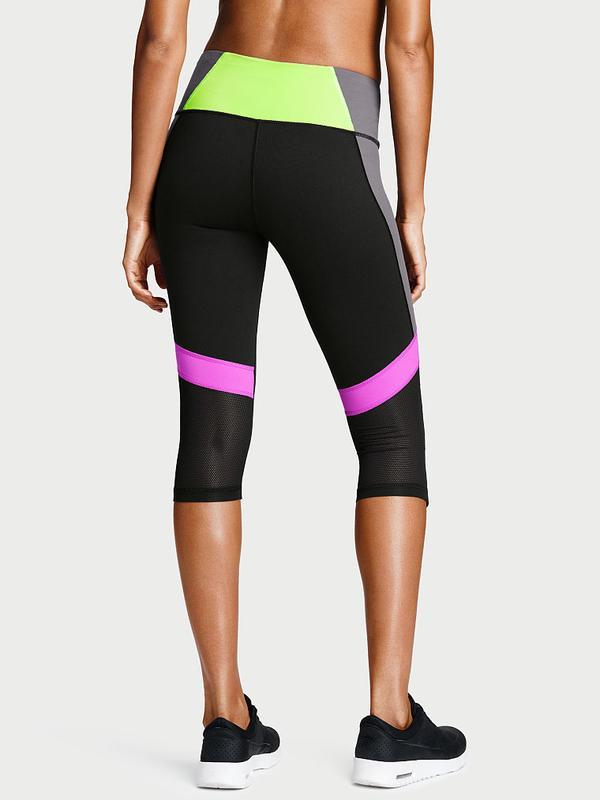 f045834e6c86b Спортивные штаны бриджи знаменитая коллекции knockout by victoria sport  виктория сикрет1 фото ...