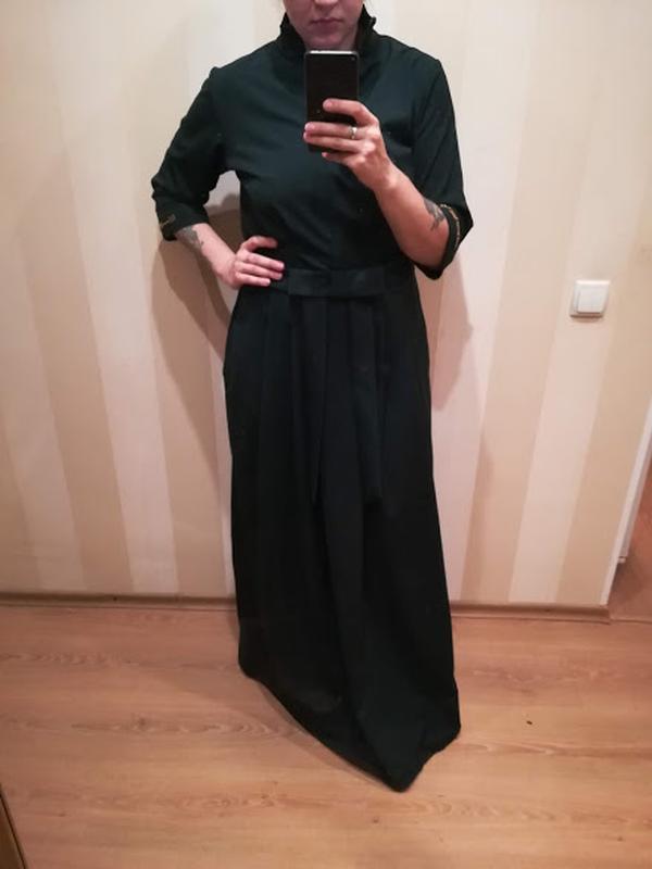 0889a9d61060f7d Продам хорошее красивое скромное платье в пол фирмы piena турция1 фото ...