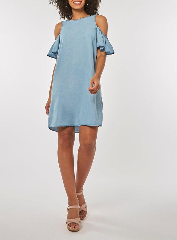 e96289bbdcb Джинсовое платье dorothy perkins (uk 12