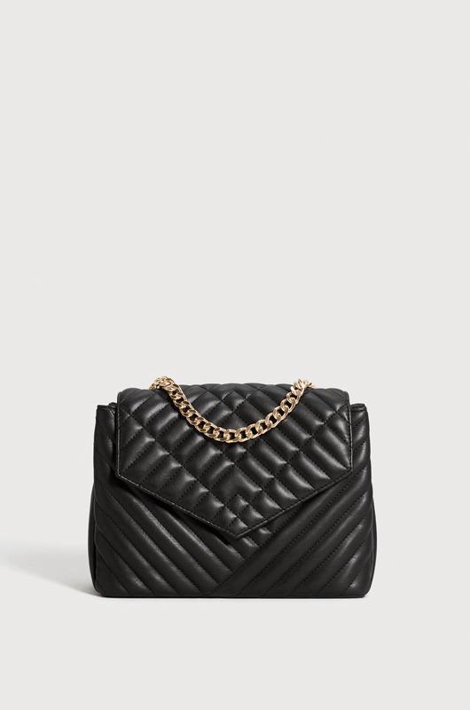 945850506926 Новая красивая стильная стеганая сумка на плечо или в руках от mango1 фото  ...