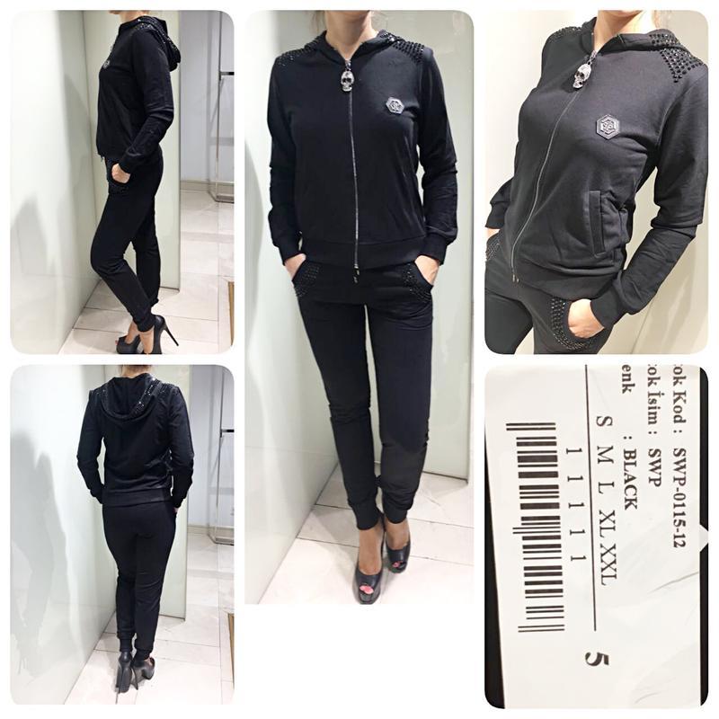 eb891f577129 Спортивный костюм philipp plein с капюшоном, цена - 2200 грн ...