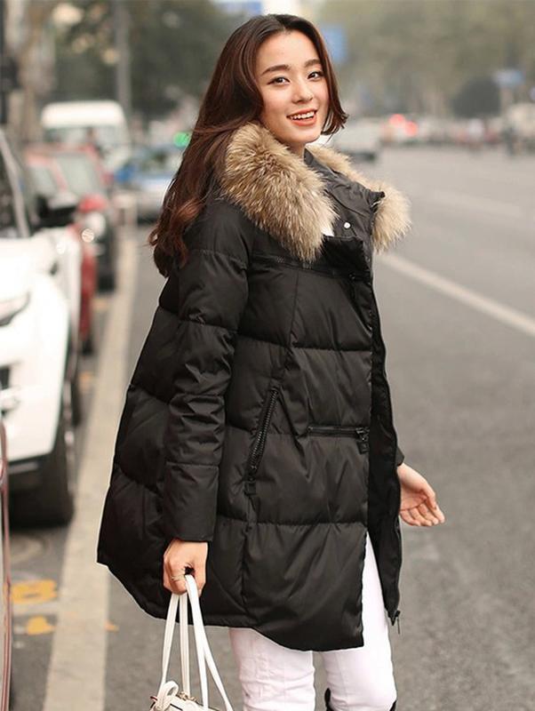 14d89cc291c Шикарная женская зимняя куртка