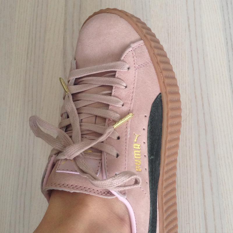 edbe3acde411 Puma by rihanna женские кроссовки -криперы Puma, цена - 1600 грн ...