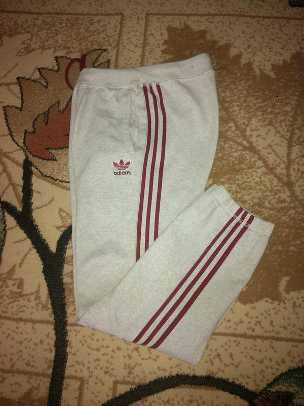 9d0461365ca6 Спортивные штаны adidas made in pakistan, осень -- зима, 80% хлопок, ...
