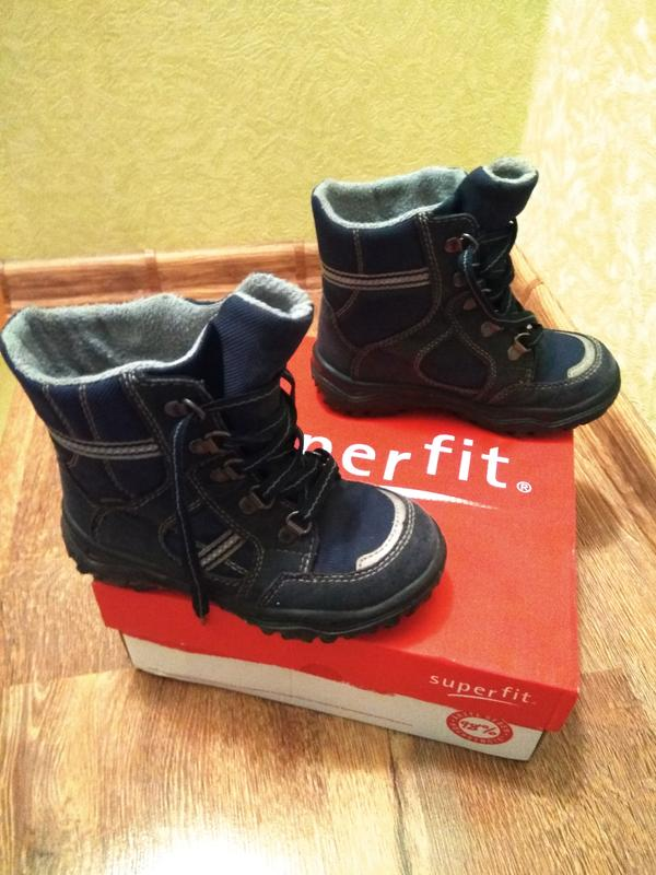 e976db6a1 Детские ботинки superfit Superfit, цена - 450 грн, #16102144, купить ...