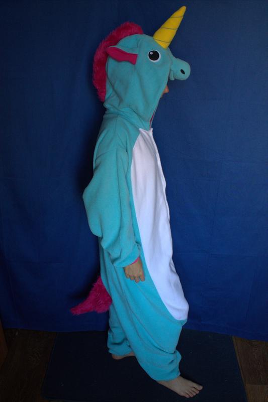 Пижама кигуруми единорог 5747b55db62ec
