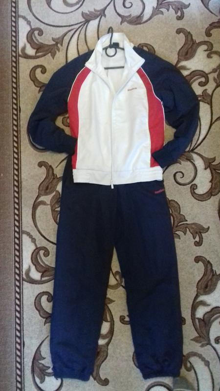 0bf09c7c Оригинал reebok спортивный костюм xs-s-m Reebok, цена - 100 грн ...