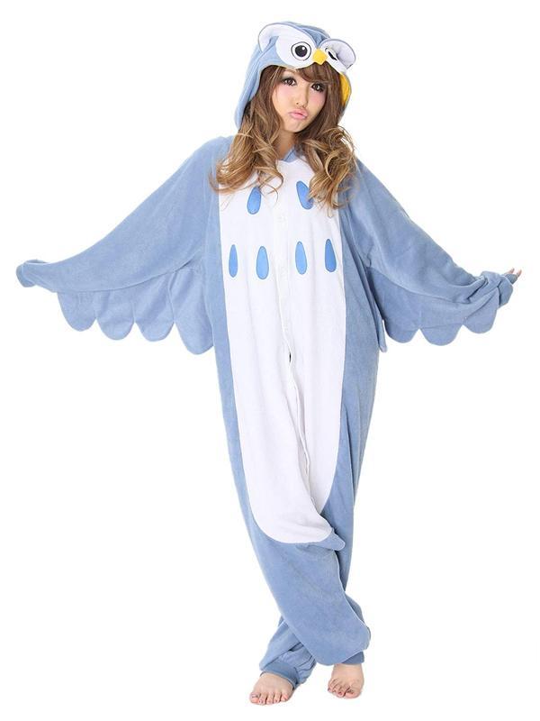 Пижамка пижама крутое кигуруми сова kigurumi1 ... 9748cf44b8129