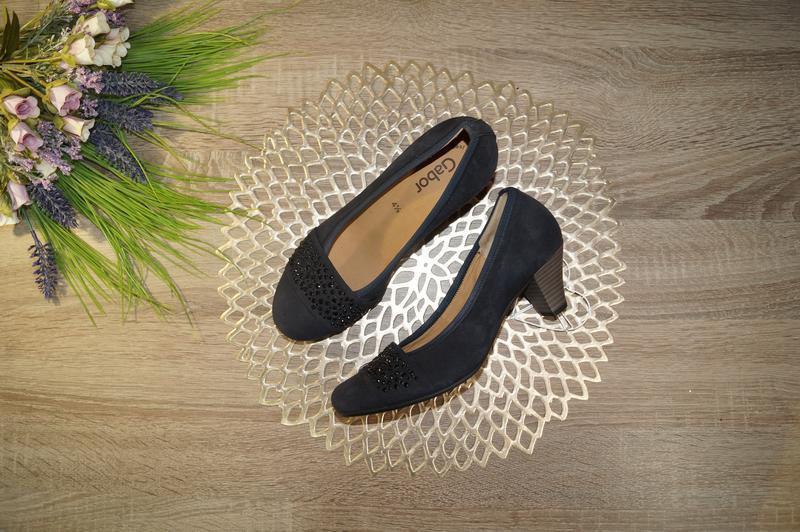 4211c6bd3f42 38 24,5см) gabor! замша кожа! красивые фирменные туфли на удобном ...