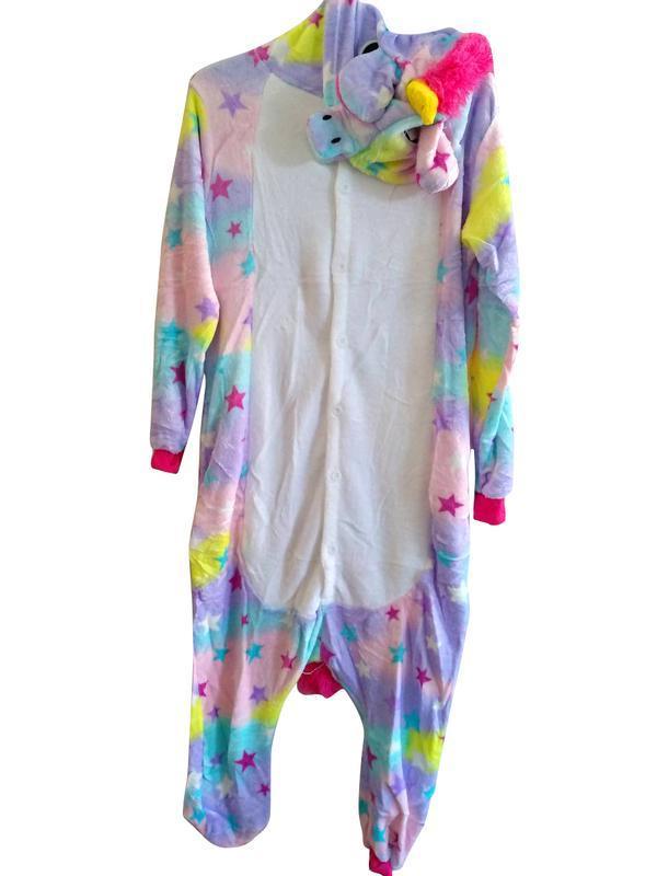 cd962e34a391 Скидка пижама женская домашняя одежды кигуруми звездный единорог1 фото;  Скидка пижама женская домашняя одежды кигуруми звездный единорог2 фото ...