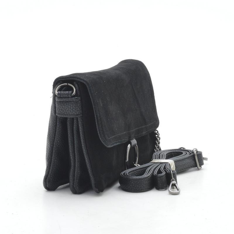 08f790170035 Замшевый клатч a-811 черный, цена - 404 грн, #16170281, купить по ...