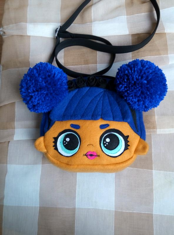 45d8477ce4c6 Детская сумочка в стиле лол из фетра, цена - 450 грн, #16198532 ...