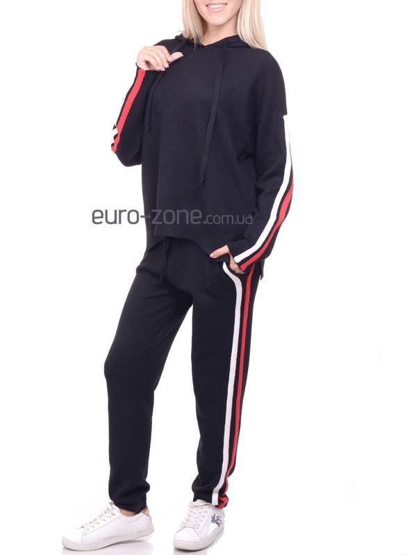 8217ee3d Вязаные спортивные костюмы с лампасами. европа, цена - 1495 грн ...