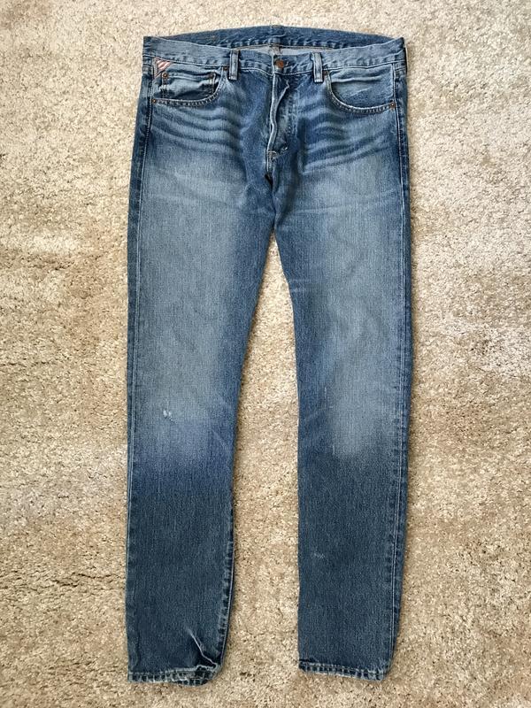 03ca745e2450 Крутые мужские джинсы ralph lauren denim & supply slim (Polo Ralph Lauren)  за 750 грн.