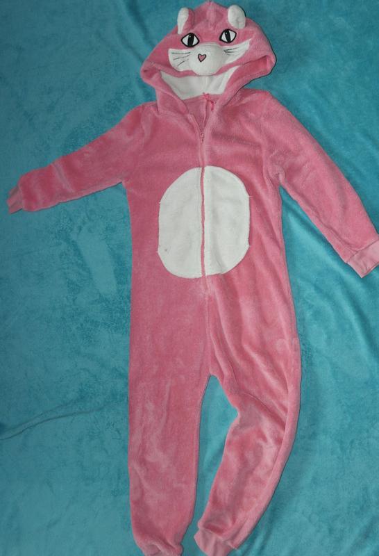 9a83c819df81 Next розовая пантера кигуруми слип пижама комбинезон карнавальный костюм1  фото ...