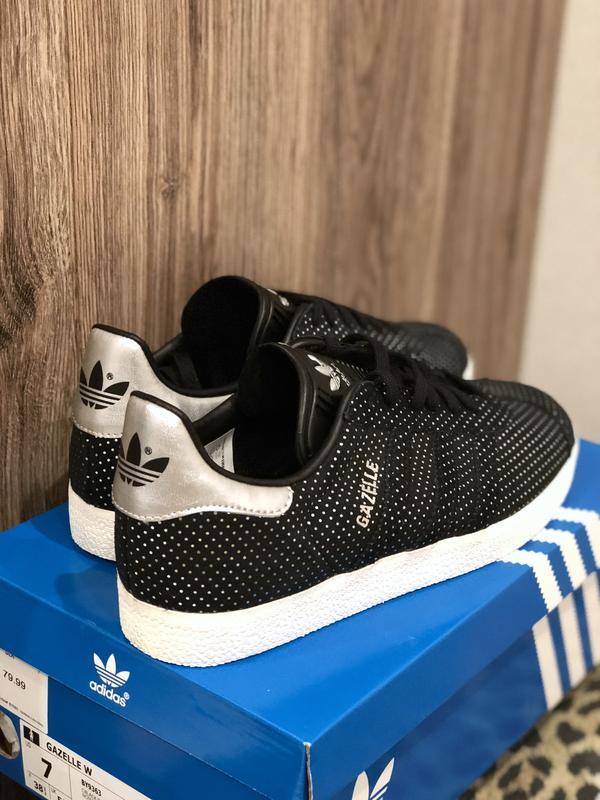 Женские кроссовки, кеды adidas gazelle оригинал адидас, газели Adidas, цена - 1700 грн, #16239491, купить по доступной цене | Украина - Шафа