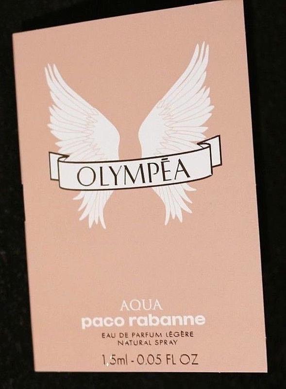 Paco rabanne olympea aqua eau de parfum legere пробник (Paco Rabanne) за 50  грн.  36510c9e78815