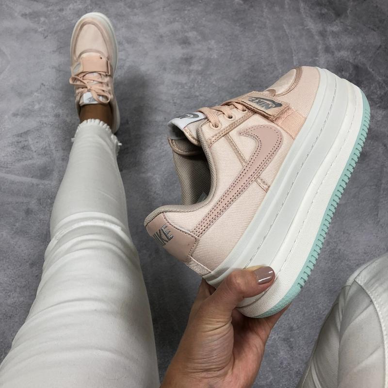9fed7a4d Nike vandal 2k pink white 36 37 38 39 40 женские кроссовки высокие на  платформе1 фото ...