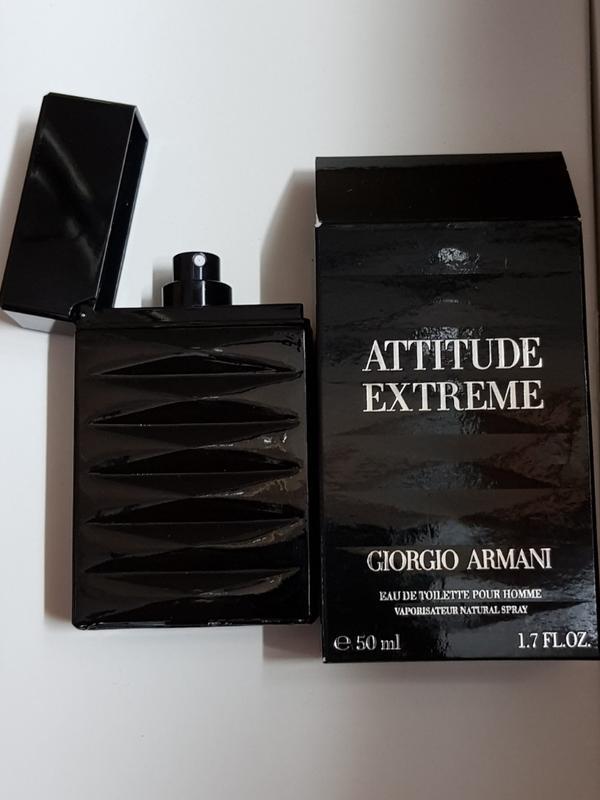 Giorgio Armani Attitude Extreme цена 1700 грн 16252319 купить