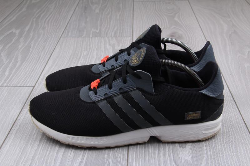 new product a4d8a 6738c Кроссовки adidas zx gonzales черные оригинал размер 46 gazelle flux  (Adidas) за 450 грн.