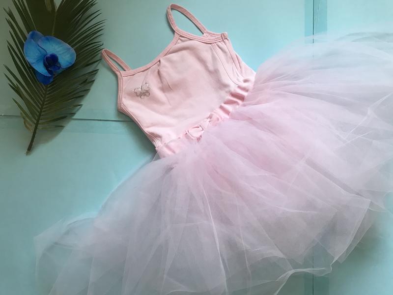 0d06f146457 Нарядное платье для девочки 6 лет с фатиновой юбкой пачкой1 ...
