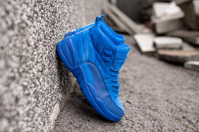 Шикарные мужские баскетбольные кроссовки nike air jordan 12 Jordan ... 85cb9ebde33