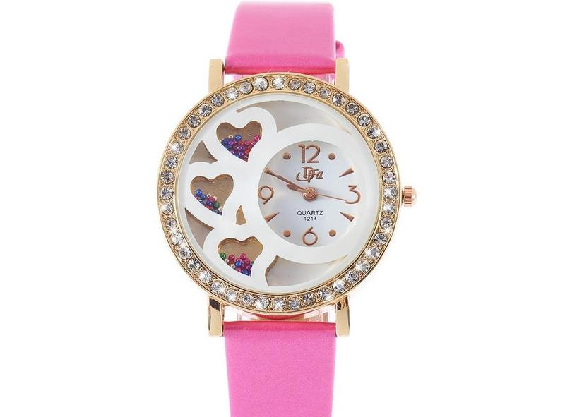 ab0eda7625c5 Модные наручные часы с сердцами и бисером dfa, цена - 150 грн ...