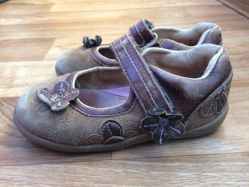 Туфли кожаные ортопедические для двора stride rite1 ... 9904ea12d1efd