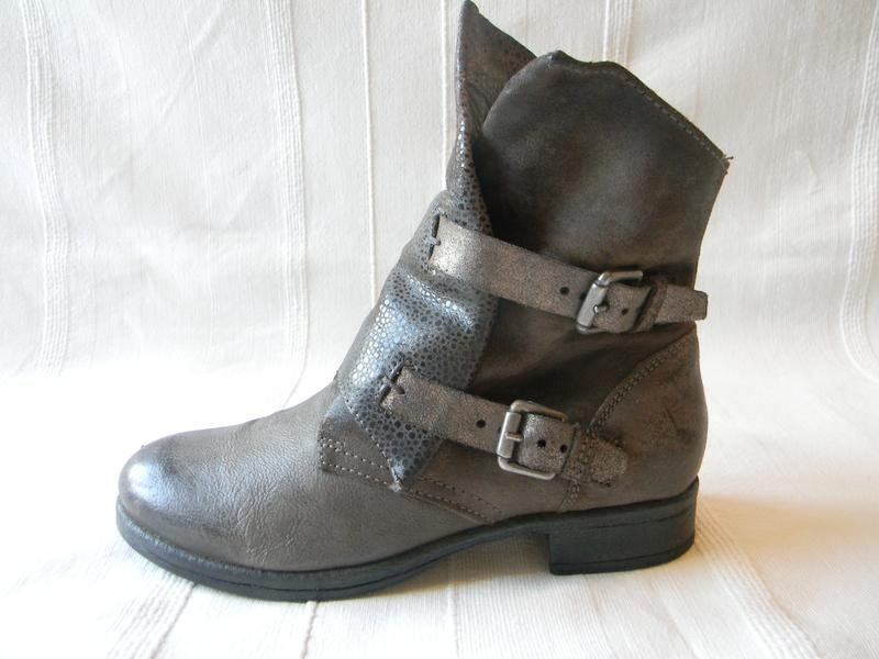 Женские кожаные ботинки sommerkind р.37, цена - 350 грн,  16291175 ... ddad94ddc6c