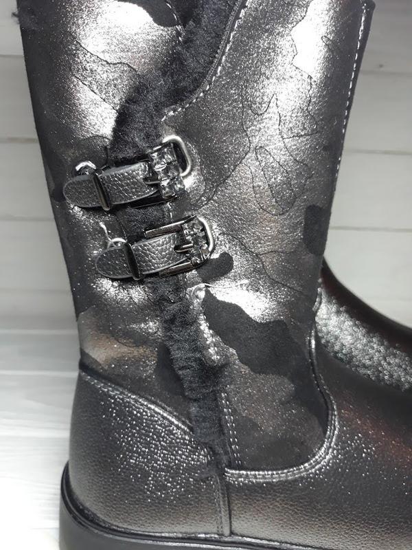 46278ad65735dc ... Зимние подростковые сапоги ботинки для подростка підлітка зимові чоботи  черевики р.33-383 фото ...