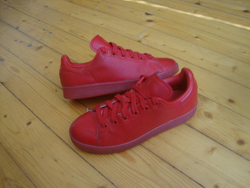 Кроссовки adidas stan smith оригинал натур кожа 36-37 размер Adidas ... bc75d017269d7