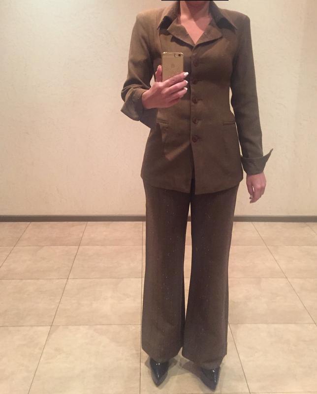 0df17fd79cd Женский деловой костюм тройка  пиджак