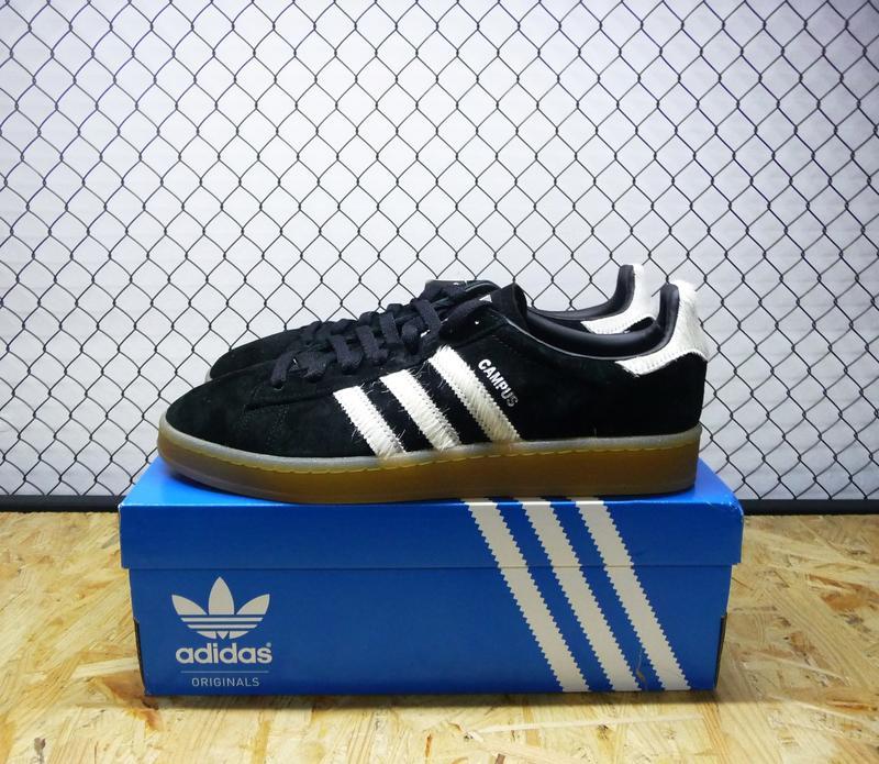 f49d2ff5bf8ce0 Adidas campus 45 us 11 новые мужские замшевые кроссовки черные адидас1 фото  ...