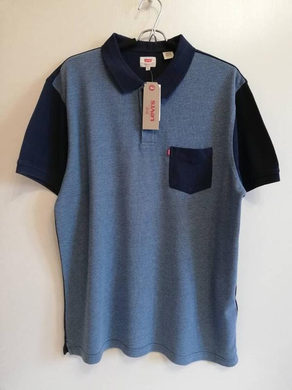 bf3b0a74d54a Мужская футболка поло levis. оригинал. новая Levis, цена - 950 грн ...