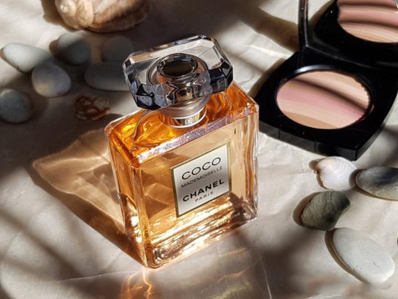 New 2018 парфюмированная вода chanel coco mademoiselle eau de parfum  intense1 ... 42e0c26eb1b8e