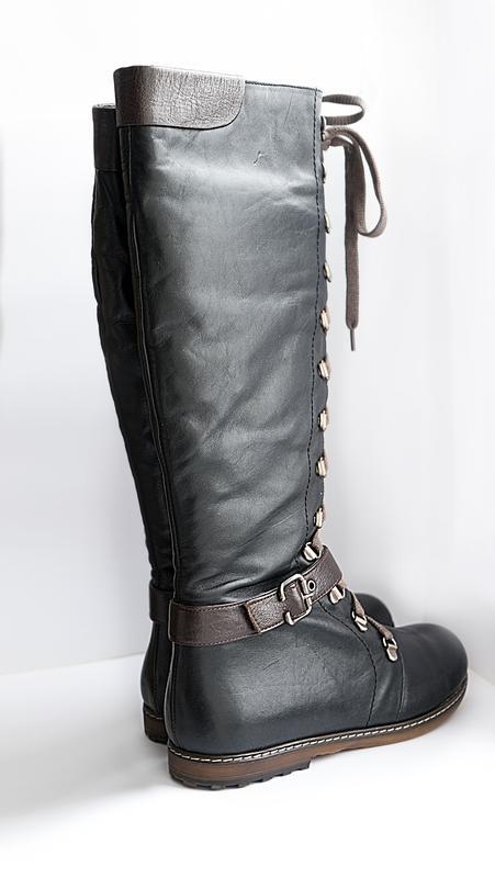 Шкіряні зимові теплі чоботи ee6dd6c2a9209