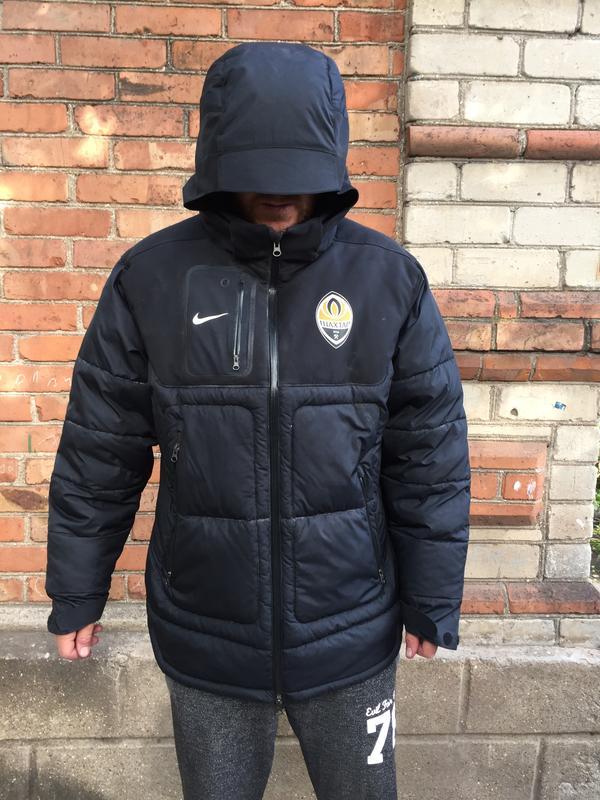 9cf278f84274 Очень тёплый мужской пуховик известного бренда Nike, цена - 2500 грн ...