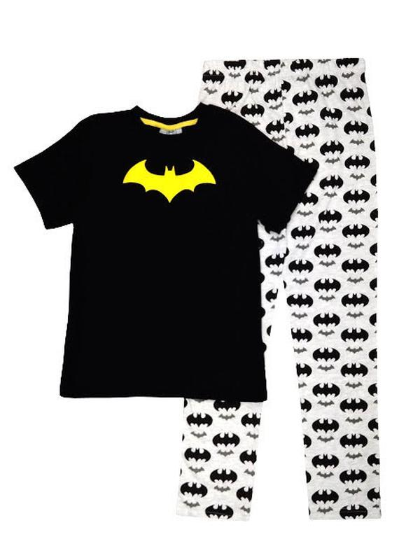 Стильная хлопковая пижама с batman бэтменом на мальчика primark1 ... 4b77e75813976